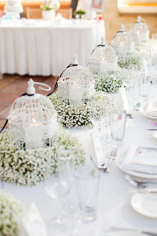 jaulas decoracion boda - bodas de películafrancachela